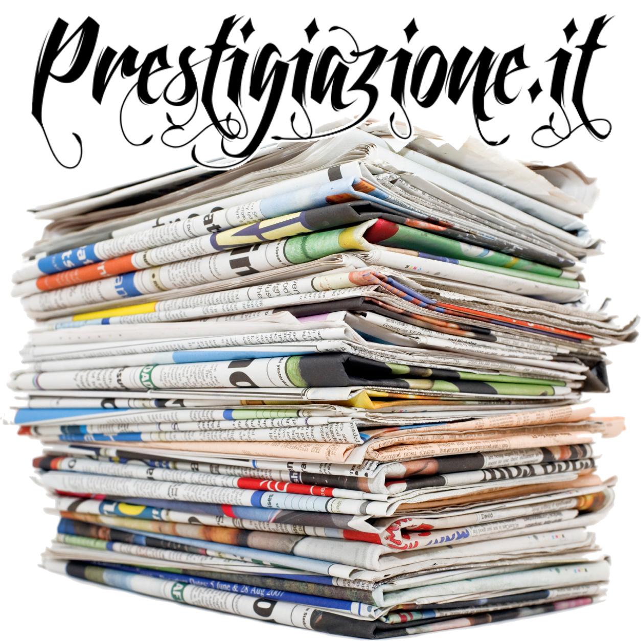giornali stampa