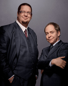 Penn & Teller, UK Tour 2014