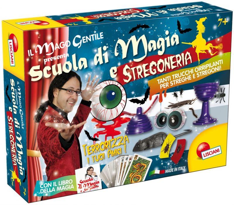 Ben noto Gabriele Gentile: scuola di magia fra tv e scatole magiche  SO78
