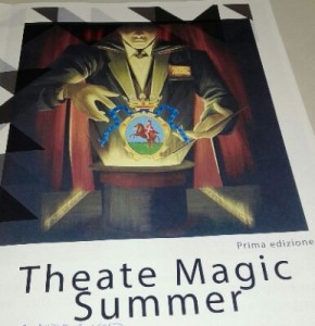 theate magic summer 2016