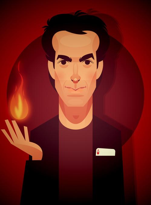 David Copperfield Apre La Sua Casa Di Produzioni Cinematografiche