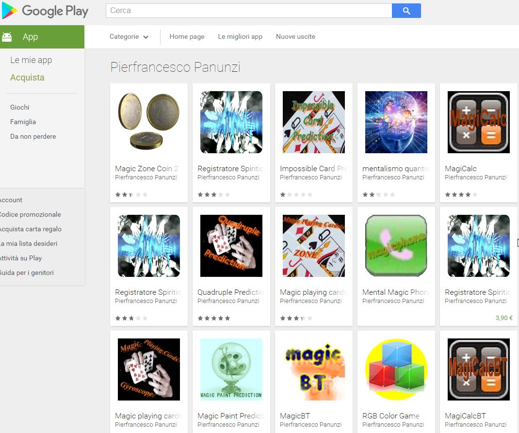 App magiche per smartphone android for App per progettare casa android